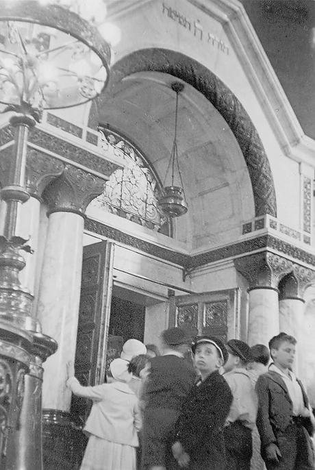Bornplatzsynagoge (Besichtigung)