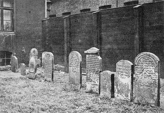 Friedhof Neuer Steinweg