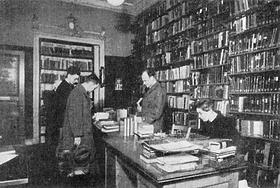 Jüdische Bibliothek