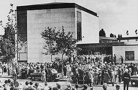 Synagoge an der Hohen Weide