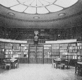 Kulturwissenschaftliche Bibliothek Warburg