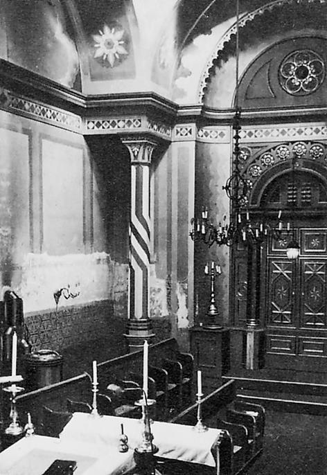 Synagoge Innocentiastraße
