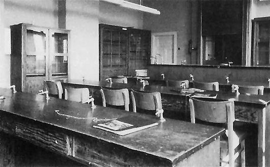 Naturkunderaum (Israelitische Töchterschule)